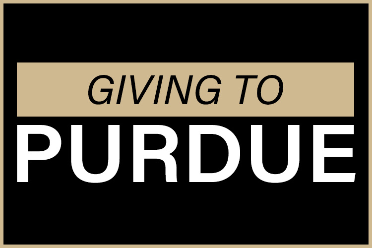 Giving to Purdue