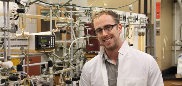 EAPS Graduate Student Awarded Fellowship from National Science Foundation